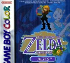 Legend of Zelda  Oracle of Ages