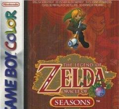 Legend of Zelda  Oracle of Seasons