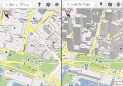 Google Maps Enhanced (Fullscreen)