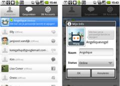 Ebuddy v2.2  fullscreen