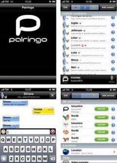 Palringo v3.2.0 fullscreen