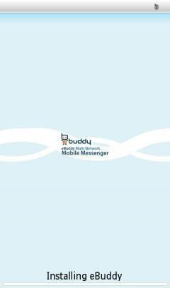eBuddy mobile messenger 2.3.1