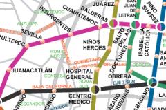 Metros de Mexico