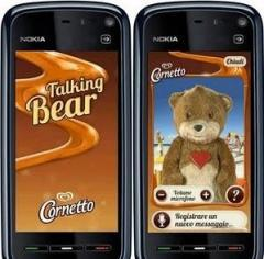 Talking Bear