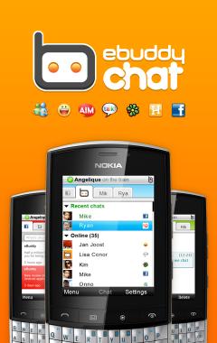 Ebuddy chat v3.0.6 fullscreen