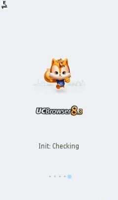 Ucweb v8.3 fullscreen
