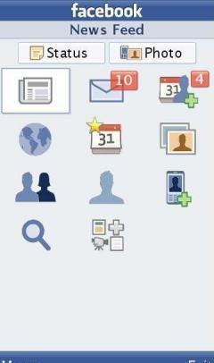 Facebok Mobile 2.8.1