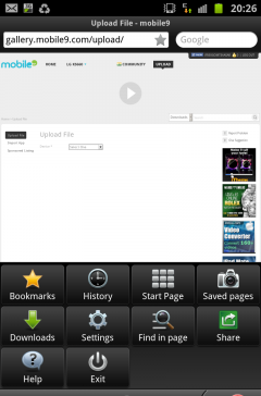 uc browser by vivek upadhyay