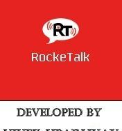 Rocketalk for java mobiles