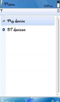 BT FILE MANAGER by vbjoy