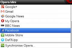 opera mini 4.4 handler