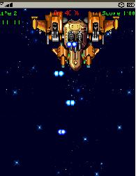 Game Space war