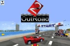 Outroad 3 Racing 3D (320X240)
