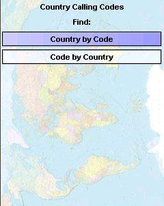 Country Calling Codes