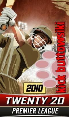 2010 Twenty 20 premier league