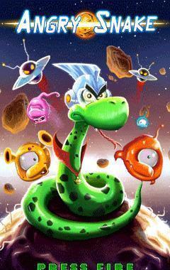 240x400 Angry Snake