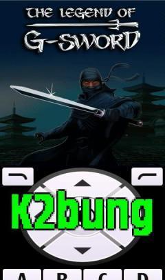 Legend of the G Sword
