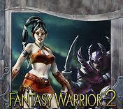 Fantasy Warrior 2 Evil