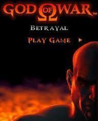 God of War-Betrayal