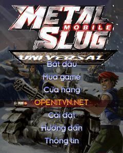 Game Rambo lun 2 - Metal slug 2