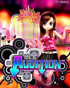 Game Audition