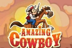 Amazing Cowboy 320x240