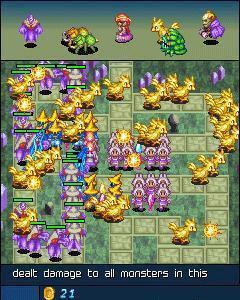 Game Crystal Defenders
