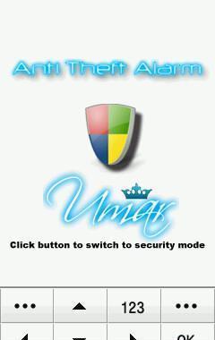 Alarma anti robo