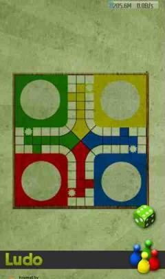 Mobile ludo game