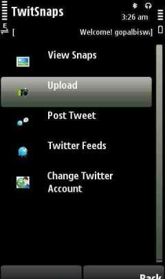 tweet snap