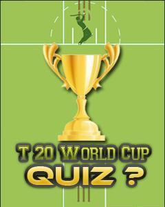 T20 World Cup Quiz 240x400