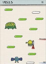 Free Download Doodle Jump Deluxe for Nokia Asha 206 - App