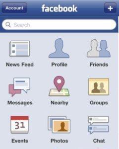 Facebook Mobile 2.9.1