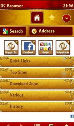 uc browser official for java