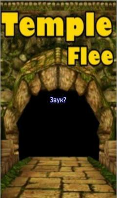 Temple Flee (TEMPLE RUN)