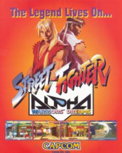 Street Fighter Warriors Dream