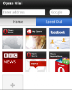 Opera Mini 7.6 Turbo