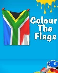Colour the Flag Free