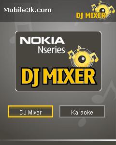 dj mixer 2 para celular nokia
