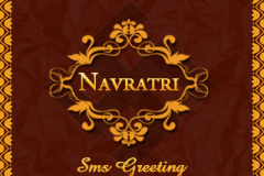 Navratri SMS Greetings (320x240)