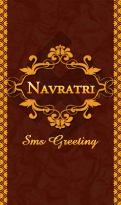 Navratri SMS Greetings (360x640)