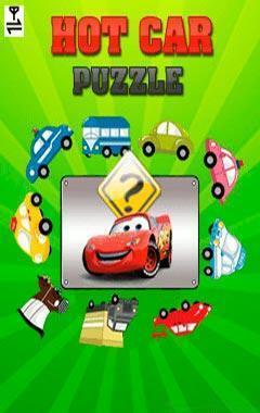 Hot Car Puzzle (240x400)