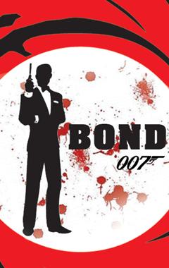 Bond 007 (240x400)