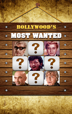 Bollywood Most Wanted (240x400)
