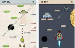 Doodle Jump Deluxe (All Screen Res.)