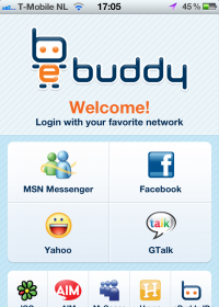 eBuddy 3.0.201 latest fullscreen