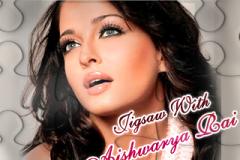 Jigsaw With Aishwarya Rai (320x240)