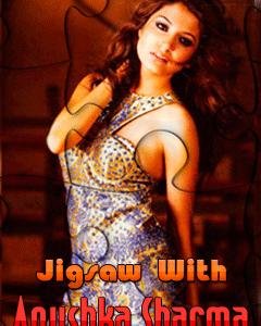 Jigsaw With Anushka Sharma (240x400)