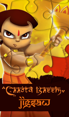 Chhota Bheem Jigsaw (360x640)