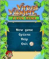 Virtual Villagers for 320x240